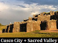 Click here for Cusco City and Sacred Valley Tour